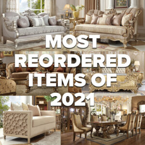 The Most Re-Ordered Items of 2021